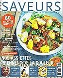 Saveurs [FR] No. 245 2018 (単号)