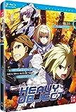 ヘヴィーオブジェクト コンプリート Blu-ray BOX 2/2 (第13話-第24話)[Region B](海外inport版)