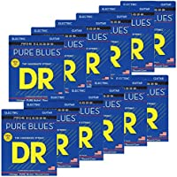 DR エレキ弦 PURE BLUES ニッケル .009-.046 PHR-9/46 12SET パック