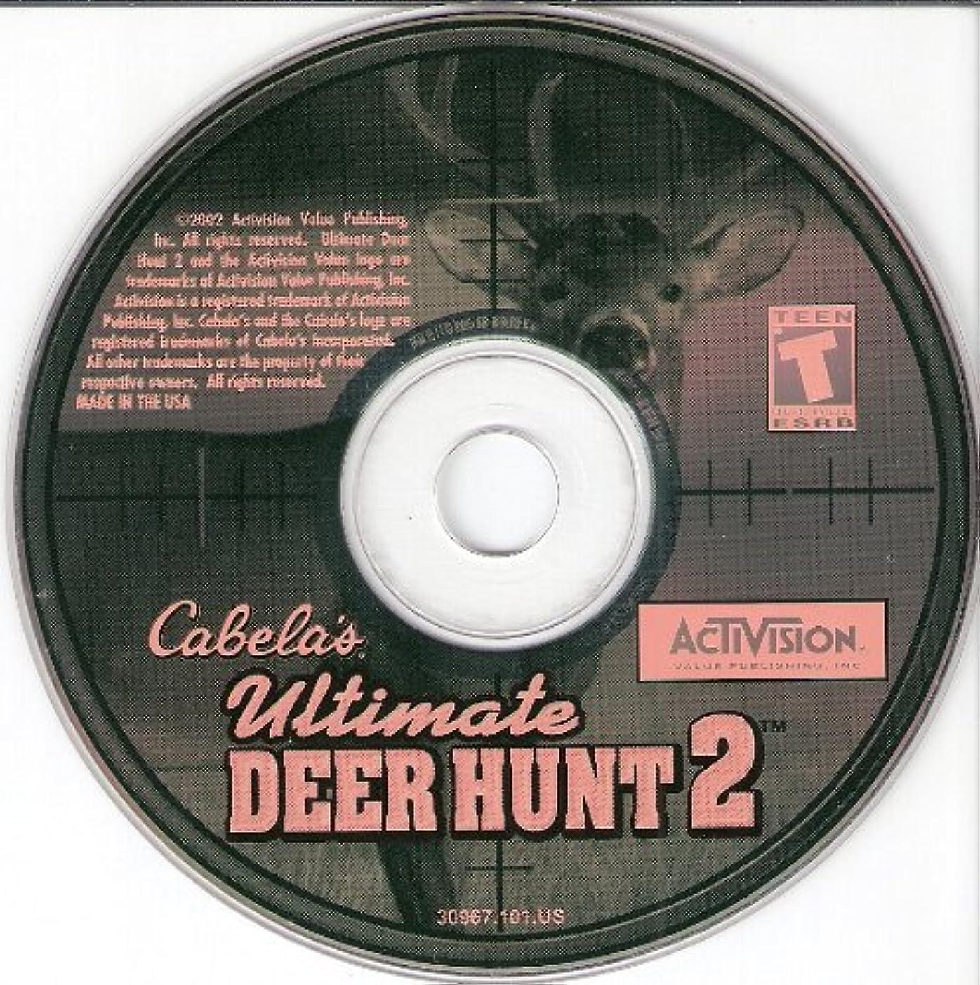 静かな詐欺師イルCabela's Deer Hunt 2 (輸入版)