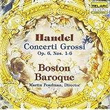 Concerti Grossi Op 6 No: - 6