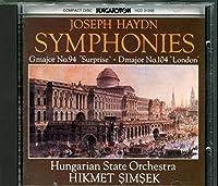 Symphonies 94&104