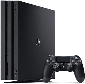 PlayStation 4 Pro ジェット・ブラック 1TB( CUH-7100BB01) 【メーカー生産終了】