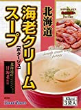 北海大和 北海道海老クリームスープ 3袋入×8個