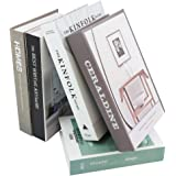 KM Global モダン イミテーションブック 日本生産 本 空間づくり 内装 インテリア ディスプレイ 展示 撮影用 小物 装飾