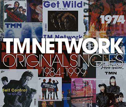 TM NETWORK ORIGINAL SINGLES 19...