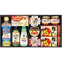 アマニプラス・キッコーマン調味料ギフト SAK-50 17-2702-039