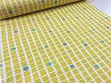 リップル チエック&ドット イエロー お気に入りシリーズ   |生地|布地|パジャマ|ワンピース|浴衣|ジンベイ|甚平|ブラウス|シャツ|ベビーウェア||服地|サマー|涼しい|