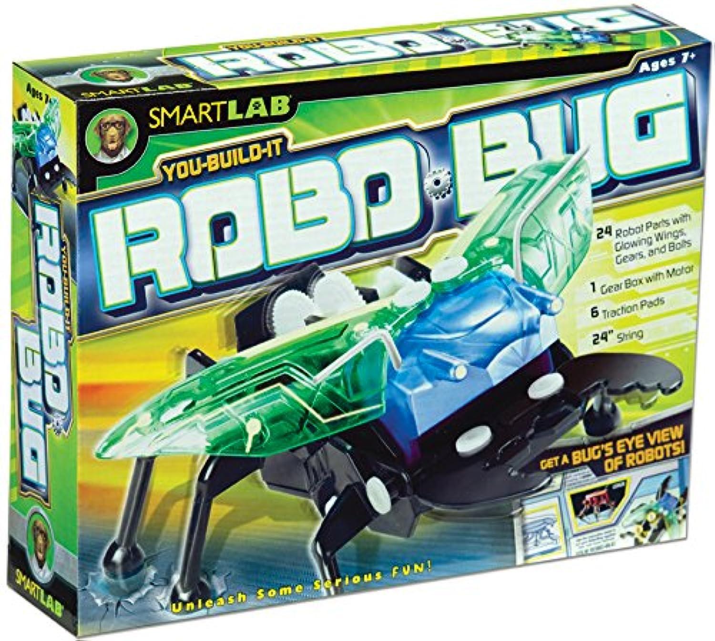 Smartlab Toys Toys 834509000861 Smartlab RoboBug