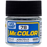 Mr.カラー C78 メタルブラック