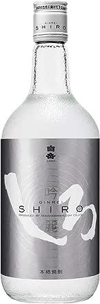 高橋酒造 白岳 吟麗しろ(銀しろ) [ 焼酎 25度 熊本県 720ml ]