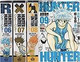 ハンター×ハンター06・07・08・09巻セット(マーケットプレイスセット)HUNTER×HUNTER (SHUEISHA JUMP REMIX)