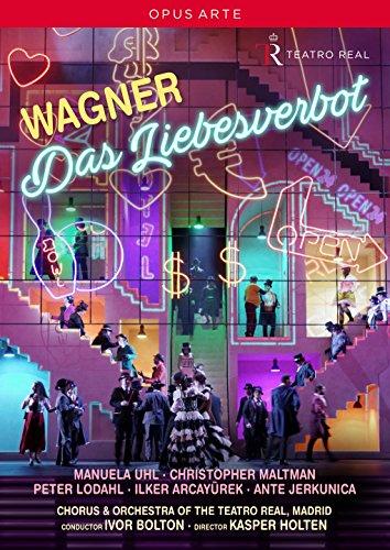 Wagner: Das Liebesverbot [DVD]の詳細を見る