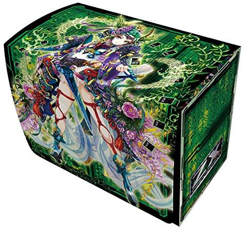 キャラクターデッキケースコレクションすーぱー Z/X -Zillions of enemy X- 「緑の竜の巫女クシュル」