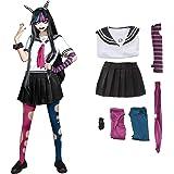 Nuoqi Super Danganronpa 2 Ibuki Mioda Cosplay Costume Full Set