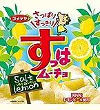 湖池屋 すっぱムーチョチップス ソルト&レモン味 50g×12袋