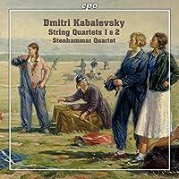 カバレフスキー:弦楽四重奏曲集