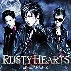 RUSTY HEARTS(初回限定盤B)(DVD付)(在庫あり。)