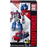 """TRANSFORMERS Optimus Prime 11"""" Converting Robot Figure - Generations - Kids Toys - Ages 6+"""
