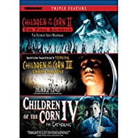 Children of the Corn Triple Feature [DVD] [Import]