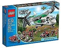 レゴ (LEGO) シティ カーゴヘリプレーン 60021