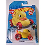 Hot Wheels 2020 Street Beasts Duck N' Roll, Yellow 132/250