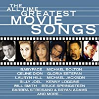 All Time Greatest Movie Songs by Various (2006-11-22)
