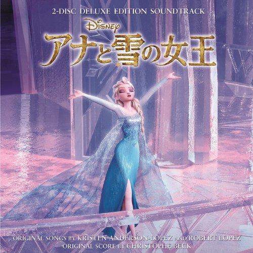 「アナと雪の女王」興行収入だけでなくCD売上も好調 → タイタニック以来の6週連続トップ10入り