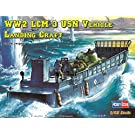 1/48 WWⅡ アメリカ海軍 LCM-3 上陸用舟艇 84817