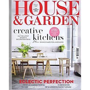 House & Garden [UK] February 2018 (単号)