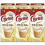 【まとめ買い】 Nestle Brite ネスレ ブライト クリーミーラテ用 5P × 3個