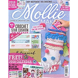 Mollie Makes [UK] No. 85 2017 (単号)