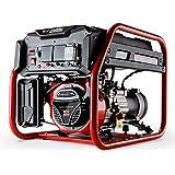 Genpower GX4335i 4.2kVA Max 3kVA Rated 208cc Single Phase 4-Stroke Petrol Generator
