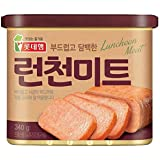 Lotte Korean Premium Luncheon Meat, 340 g