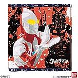 バンダイ(BANDAI) ウォッシュタオル ウルトラマン 34×36cm ウルトラバトル 6765000500
