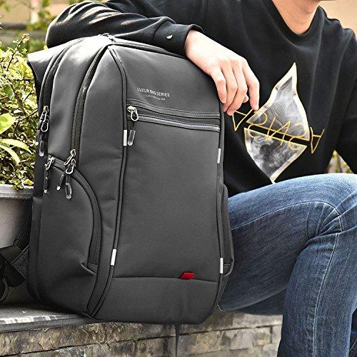 LUXUR  laptop backpack laptop bag 多機能 撥水 防災 旅行 人気 出張 ビジネスリュックバック通学通勤