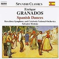 Granados: Spanish Dances by Rafael Ferrer (2002-06-18)