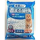 コーナン オリジナル 紙製 固まる猫砂小粒ブルー 7L