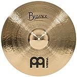 MEINL Cymbals マイネル Byzance Brilliant Series クラッシュシンバル 19