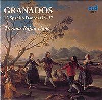 12 Danzas Espanolas Op 37