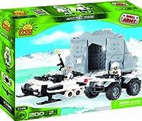 Cobi 2326 Small Army Snow Patrol, 200 Pcs Building Bricks [並行輸入品]