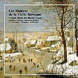 バロック・ヴィエール(手回し風琴)の巨匠たちによるハーディ・ガーディの作品集 (Les Maitres de la Vielle Baroque)