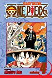 One Piece, Vol. 4: The Black Cat Pirates (One Piece Graphic Novel) (English Edition)