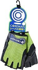 コアマン(COREMAN) 5フィンガーレスグローブ #001 グリーン