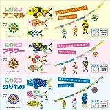 鯉のぼり 徳永鯉のぼり にわデコ アニマル 410-111 名入れまたは家紋(花個紋)入れ代込み