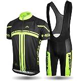 INBIKE Eye-Catching Men's Cycling Jersey Set