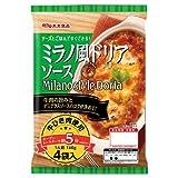 丸大食品 ミラノ風ドリアソース140g(1人前)×4袋入