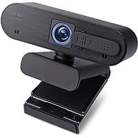 エレコム WEBカメラ 会議用カメラ マイク内蔵 200万画素 高解像度Full HD1920×1080ピクセル対応 オ…