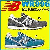 [ニューバランス] new balance スニーカー WR996(16盛夏) WR996(16盛夏) D IC (BLUE(IC)/24) (旧モデル)