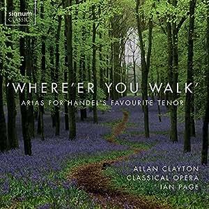 Various: Where'er You Walk